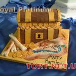 Торт Сундук_16