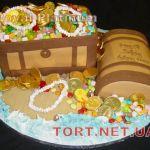 Торт Сундук_1