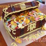 Торт Сундук_7