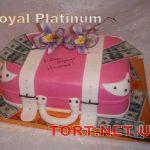 Торт Чемодан_13