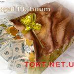 Торт Мешок с деньгами_2