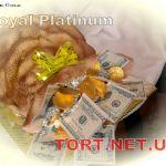 Торт Мешок с деньгами_3