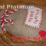 Торт Мешок с деньгами_5