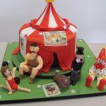 Торт Клоун (Цирк)_11