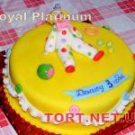 Торт Клоун (Цирк)_13