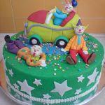 Торт Клоун (Цирк)_14