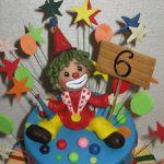 Торт Клоун (Цирк)_17