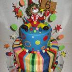 Торт Клоун (Цирк)_18