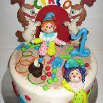 Торт Клоун (Цирк)_19
