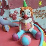 Торт Клоун (Цирк)_1