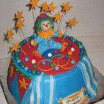 Торт Клоун (Цирк)_20