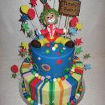 Торт Клоун (Цирк)_21