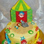 Торт Клоун (Цирк)_22