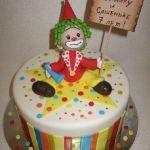 Торт Клоун (Цирк)_23