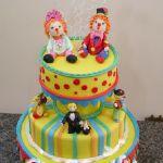 Торт Клоун (Цирк)_24