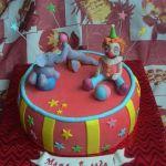 Торт Клоун (Цирк)_2