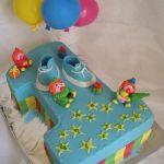 Торт Клоун (Цирк)_3