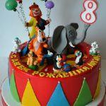 Торт Клоун (Цирк)_5