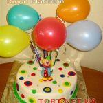Торт Клоун (Цирк)_8