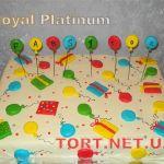 Торт Клоун (Цирк)_9