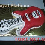 Торт Гитара_20