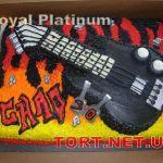 Торт Гитара_23