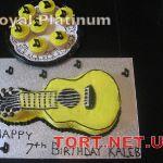 Торт Гитара_24