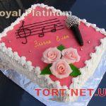 Торт Микрофон_2