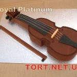Торт Скрипка_4