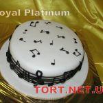 Торт Музыка_12