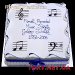 Торт Музыка_1