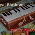 Торт Музыка_4