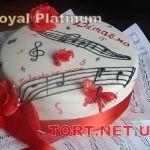 Торт Музыка_6