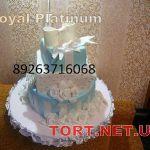 Торт в виде коробки_11