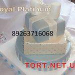 Торт в виде коробки_12