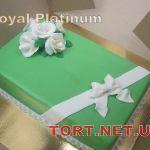 Торт в виде коробки_18