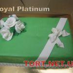 Торт в виде коробки_19