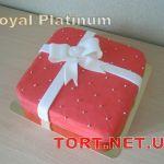 Торт в виде коробки_20