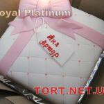 Торт в виде коробки_24