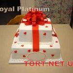 Торт в виде коробки_2