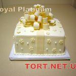 Торт в виде коробки_3