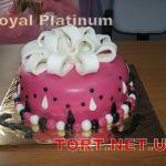 Торт в виде коробки_8