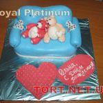 Торт на День рождения_15