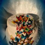 Торт на Юбилей 2 яруса_13