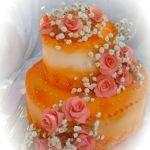 Торт на Юбилей 2 яруса_15
