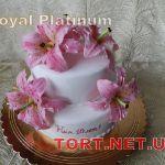 Торт на Юбилей 2 яруса_16