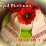 Торт на Юбилей 2 яруса_18