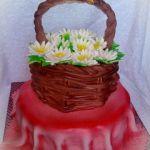 Торт на Юбилей 2 яруса_20