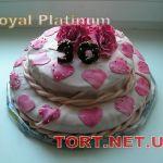 Торт на Юбилей 2 яруса_22