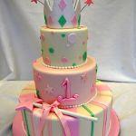 Торт на Юбилей 3 яруса_13
